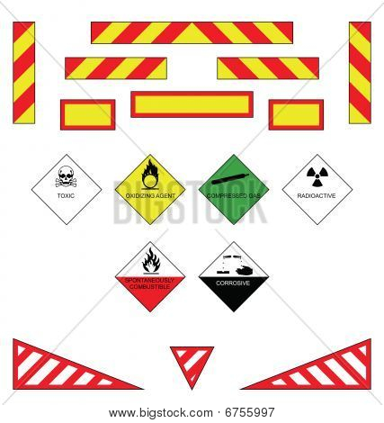 Vehicle markings