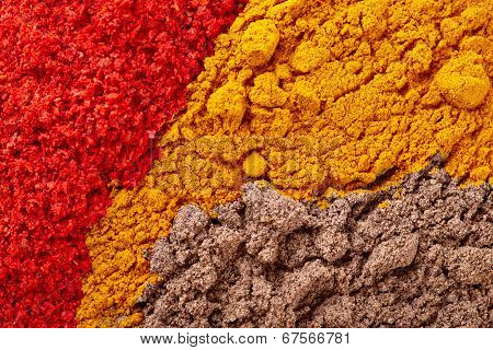 Spice Texture