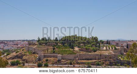 Arabic Citadel, From San Cristobal Fort