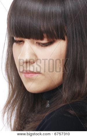 Brunette In Sadness