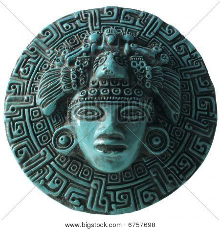 Placa Azteca