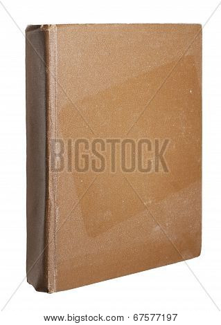 Brown Grunge Dusty Dirty Book