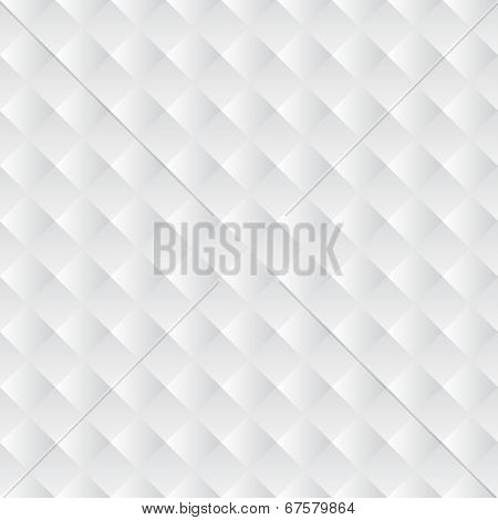 Seamless textured white background pattern