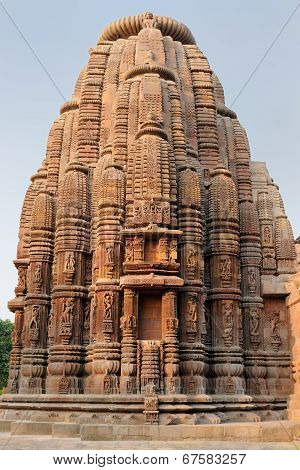 India, Muktesvara Temple In Bhubaneswar