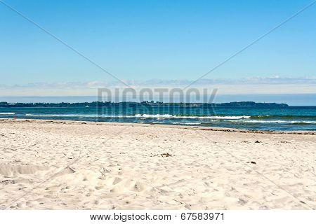 Schaabe beach, Ruegen