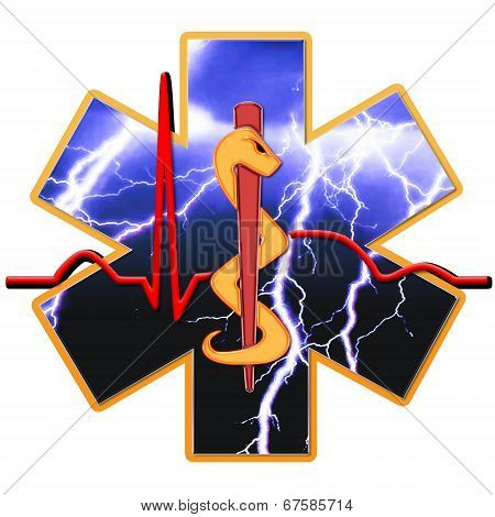 Star of Life - EMS