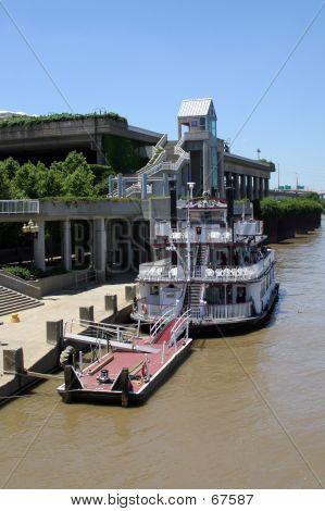 Old Riverboat