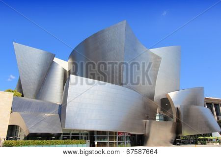Los Angeles Concert Hall