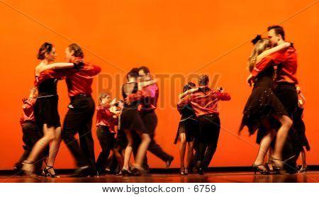 Classical Dancers 1