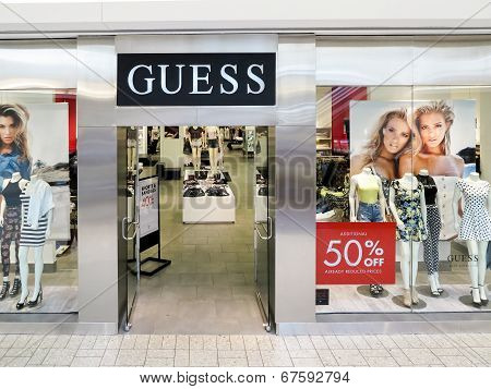 Guess Store
