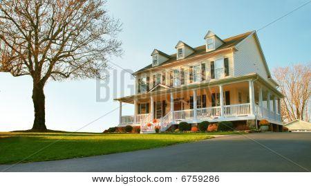 Upscale Home And Yard