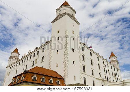 Slovakian royal castle