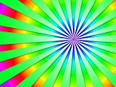 foto of dizzy  - Colourful Dizzy Striped Tunnel Background Showing Futuristic Dizzy Artwork - JPG