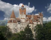 Dracula Castle From Transylvania