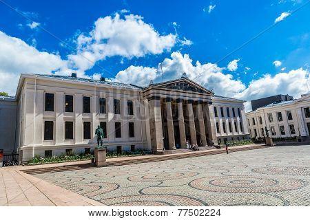 The University Of Oslo