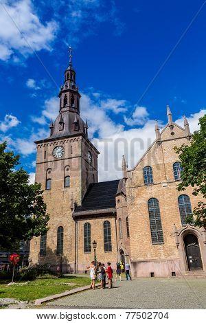 Lutheran Church In Oslo