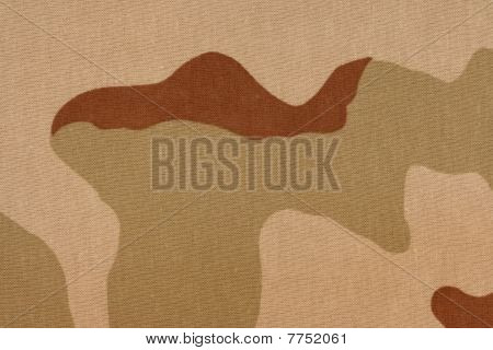 Desert Camouflage 3 Color Background
