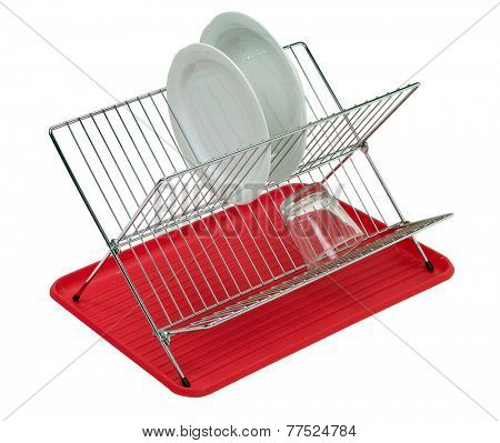 crockery rack