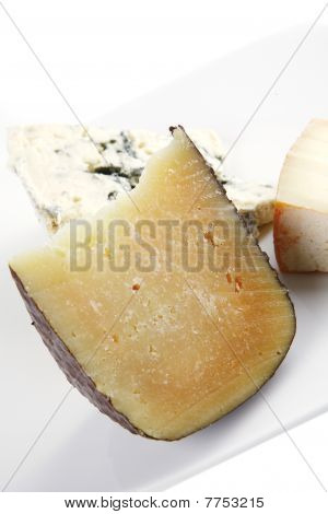 Aged French Delicatessen Cheeses