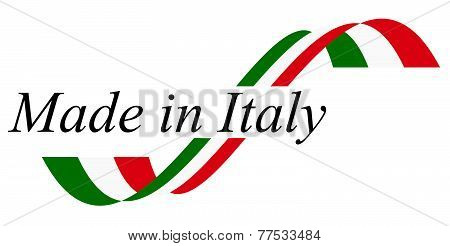 Seal Of Quality Made In Italy