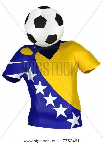 National Soccer Team Of Bosnia And Herzegovina | All Teams Collection |