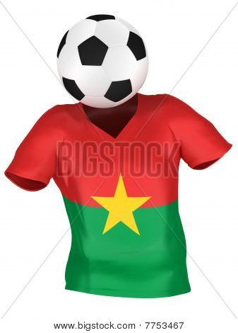National Soccer Team Of Burkina Faso | All Teams Collection |