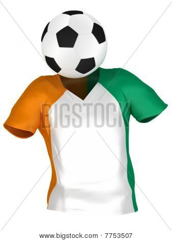National Soccer Team Of Cote D'ivoire | All Teams Collection |