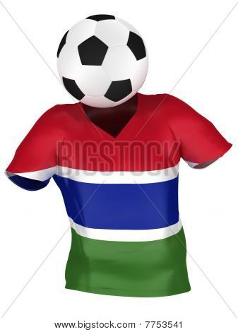 National Soccer Team Of Gambia | All Teams Collection |