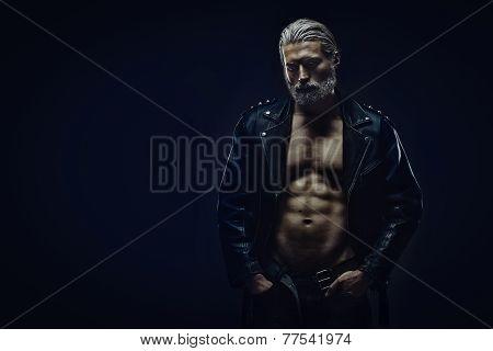 Tough Middle Aged Man