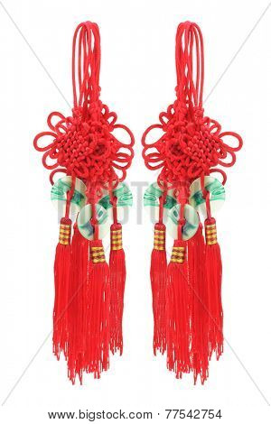 Chinese New Year Mystical Knots Festive Decorative Ornaments
