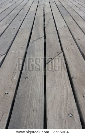 Hardwood Outdoor Decking