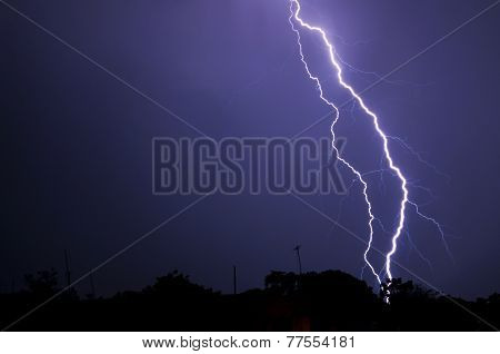 Tropical Electric Storm