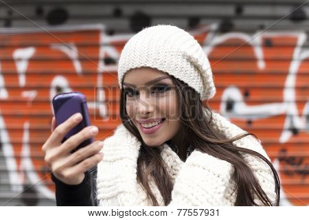 Women With Smart Phone