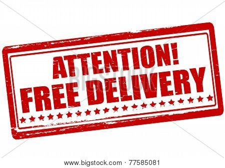 Attention Free Delivery