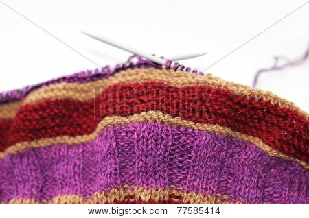 Woolen Knitting