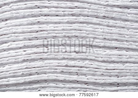 Paper Napkins Macro Background