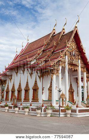 Temple Wat Chalong