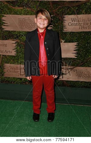 LOS ANGELES - DEC 3:  Sam Karpinski at the Opening night of Oregon Shakespeare Festival