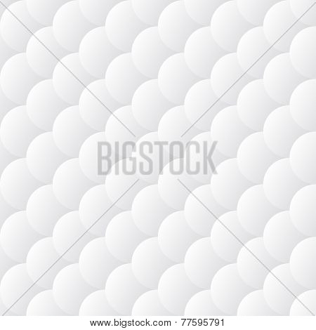 Abstract Vector Squamous Seamless Pattern