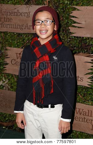 LOS ANGELES - DEC 3:  Sean Le at the Opening night of Oregon Shakespeare Festival