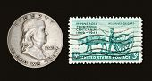 Franklin and Stamp 1949