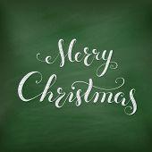 image of winterberry  - Christmas Chalkboard pattern - JPG