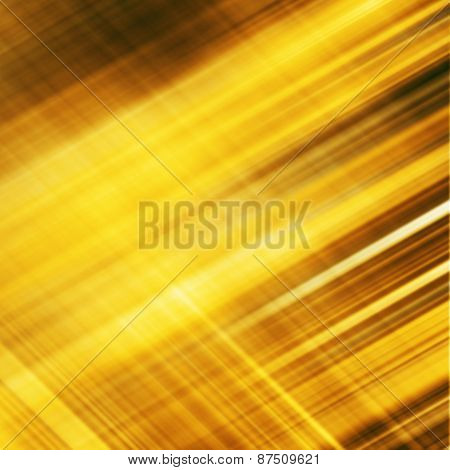 Gold Metal Background Texture With Diagonal Strips