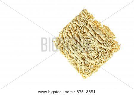 Close Up Instant Noodle