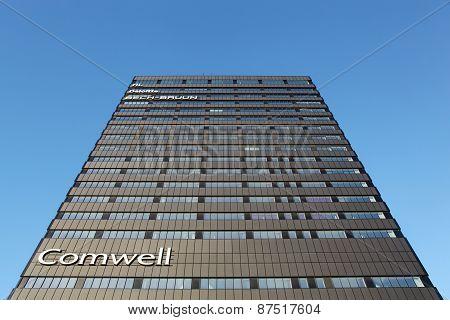 Comwell hotel in Aarhus, Denmark