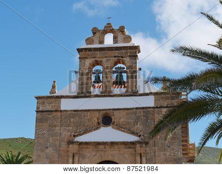 Vega de Rio Palmas on Fuerteventura