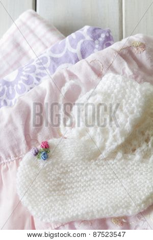 Baby Girl Clothes Gift