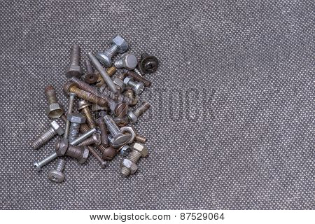 Screw And Bolt