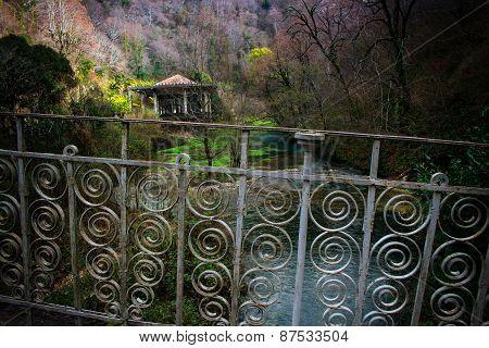Winter in Abkhazia