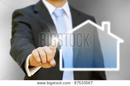 Businessman Real Estate